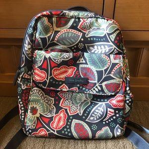 Vera Bradley Mini Backpack Like New Nomadic Floral